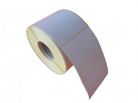 Étiquettes thermiques vierges 49x62x40, 20 rouleaux