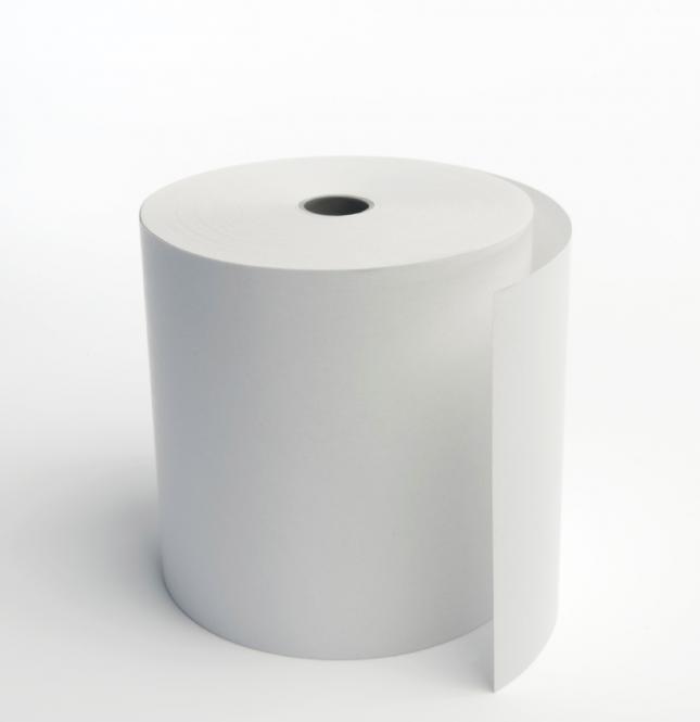 50 rouleaux EC 57x46x12, 25 m, sans bisphénol-A (BPA), avec modalités de prélèvement SEPA imprimées